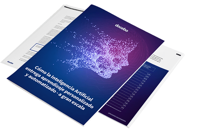 Capacitación empresarial personalizada (a escala) con inteligencia artificial