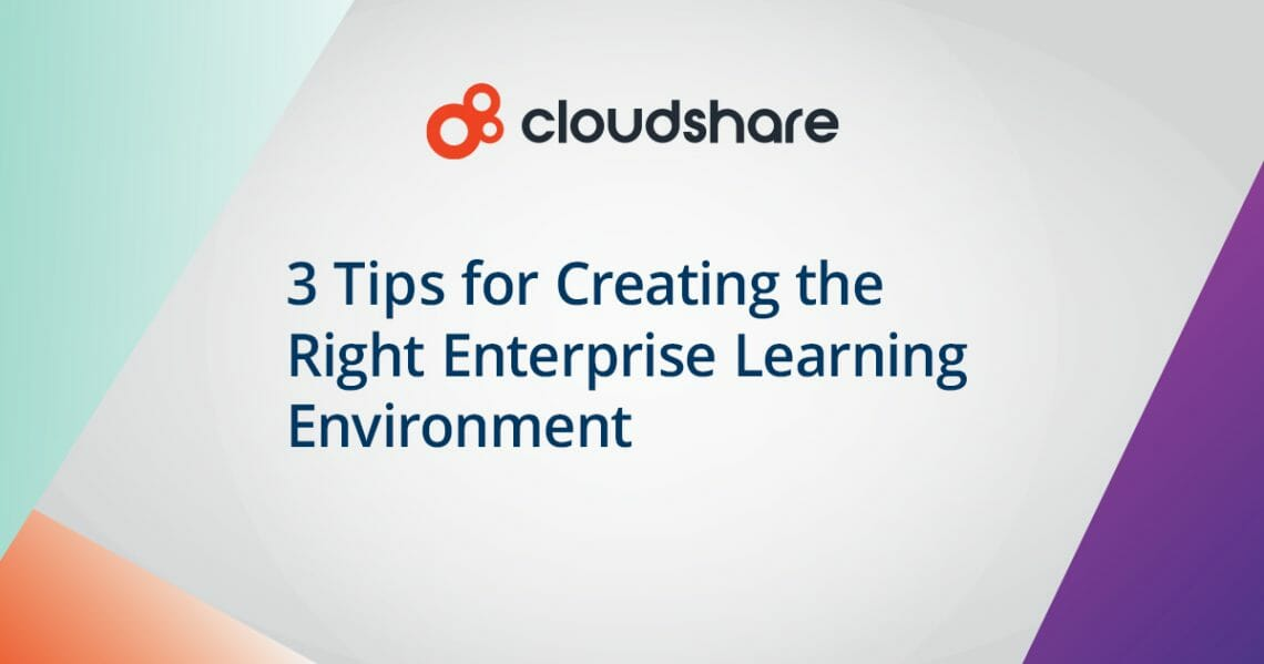3 Tips on what an extended enterprise learning environment should look like